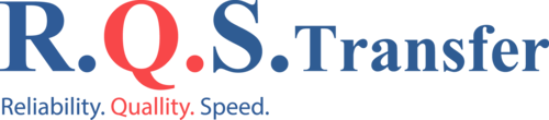 Логотип Транспортной компании R.Q.S. Transfer