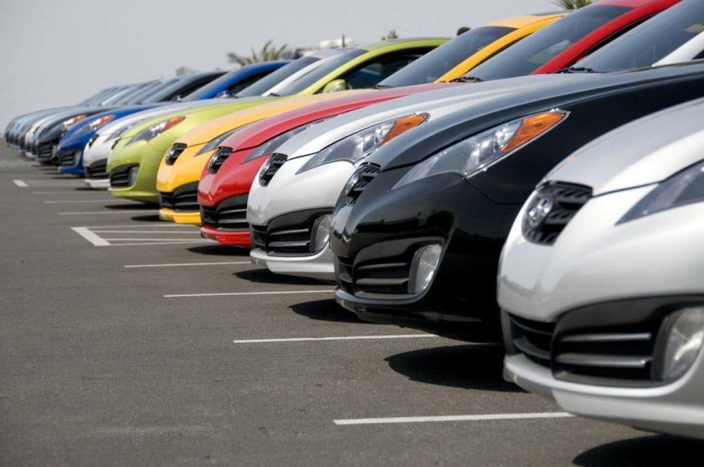 Автомобили R.Q.S. Transfer в ряду