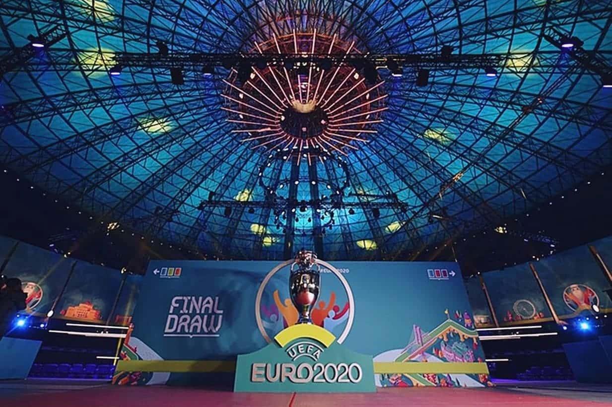 Чемпионат EURO 2020 по футболу